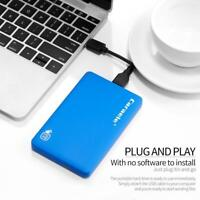 "2.5"" HDD External Hard Drive 1TB USB 3.0 SATA Portable Hard Disks for PC Laptop"