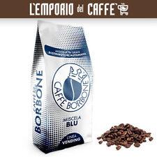 Caffè Borbone 6 kg Grani Beans Miscela Blue Blu - 100% Vero Espresso Napoletano