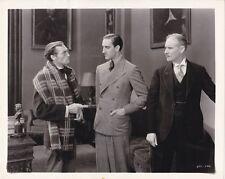 BASIL RATHBONE Philo Vance Original Vintage 1930 THE BISHOP MURDER CASE Photo
