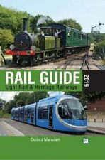 abc Rail Guide 2019: Light Rail & Heritage Railway 9781910809563 | Brand New