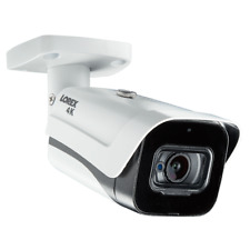 LOREX 4K 8MP Ultra HD Metal Security Camera with Audio 150ft Color Night Vision