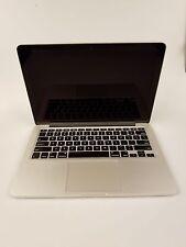 """2014 MacBook Pro Retina 13"""" 2.6GHz i5 / 8GB / 256GB / Low Cycles"""