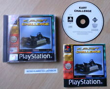 Kart Challenge for Sony Playstation 1 - PAL