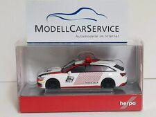 "Herpa 1/87: 095211 Audi A6 Avant ""24h Nürburgring / Medical car"""