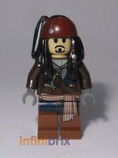 Lego Captain Jack Sparrow Voodoo Pirates of the Caribbean BRAND NEW poc029