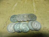 Anlegerposten , Griechenland Silber , 10 x 20 Drachmen , 75 g., Investorenpaket