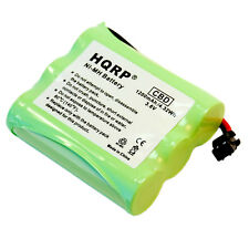 HQRP Cordless Phone Battery for Panasonic HHR-P501 P-P501 KX-TC1721 KX-TC1722