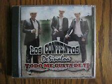 Los Contentos De Sinaloa NEW SEALED CD 2005 Todo Me Gusta De Ti