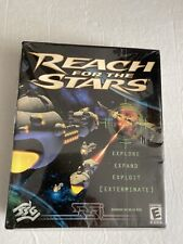 REACH FOR THE STARS*COMPUTER GAME*Tested & Works*