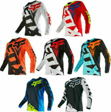 FOX Racing 180 Riding Jersey T-shirts Men Motocross/MX/ATV/BMX/MTB Dirt Bike