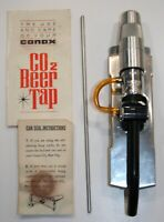 Vintage Conax Tip-Tap Beer Tap CO2 Cartridge in handle Design w/ Box