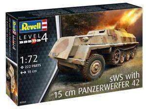 Revell 03264 1/72 15 CM PANZERWERFER 42 AUF SWS (PLASTIC KIT)