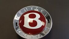 Genuine Bentley Centre wheel Cap Part Number 3W0601159M