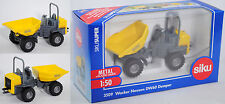 Siku Super 3509 WACKER NEUSON DW60 Raddumper mit Drehkippmulde, 1:50