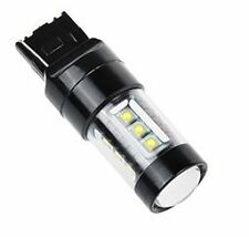 SINGOLA LAMPADA LUCI DIURNE STOP POSIZIONE T20 W21W 80W LED CHIP OSRAM