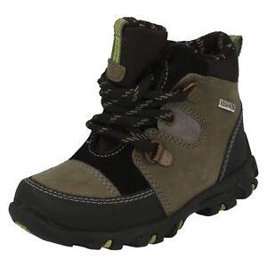 Startrite Boys Ankle Boots Aqua Climb