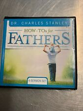 Charles Stanley CD Audio Sermon How-Tos for Fathers. In Touch.