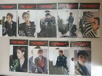 EXO DON'T MESS UP MY TEMPO SMTOWN OFFICIAL PHOTO + POSTCARD SET