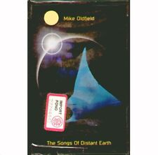 """MIKE OLDFIELD """" THE SONGS OF DISTANT EARTH """"  MUSICASSETTA SIGILLATA K7"""
