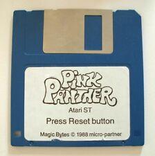 PINK PANTHER (panthere rose) jeu / game for ATARI ST / STF / MEGA ST