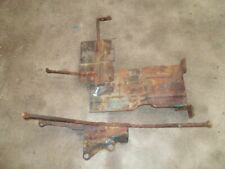More details for for ford 3000 battery tray mounting brackets - front & rear