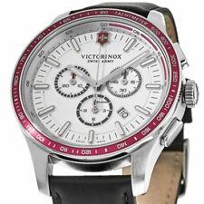 VICTORINOX Alliance Sport Chronograph Mens Watch (241819) Warranty RRP £300+