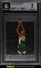 2007 Topps Chrome Kevin Durant ROOKIE RC #131 BGS 9 MINT