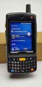 Motorola Symbol MC75A6-P4CSWQRA9WR MC75A Mobile Handheld 2D Barcode Scanner -PDA