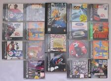 PlayStation 1 Game Lot