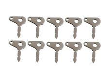 PACK OF 10 UNIVERSAL TRACTOR PLANT JCB IGNITION SWITCH KEY LUCAS 35670 STYLE
