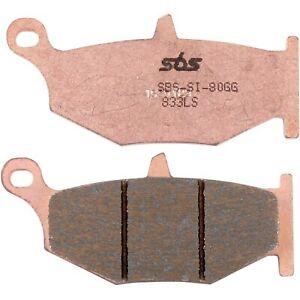 SBS - 833LS - LS Sintered Brake Pads Suzuki GSX 1300 R Hayabusa,GSX-R 750,V-Stro