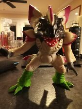 Vintage 1993 Bandai Power Rangers Villain Pirantishead Action Figure 7.5 Monster