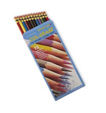 Prismacolor Col-Erase Erasable Colored Pencil, 12-Count, Assorted Colors (205...