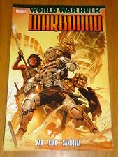 L'INCREDIBILE HULK WORLD WAR HULK Fratelli di guerra Marvel Comics Greg Pak 9780785116882