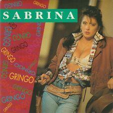 sabrina - 45 tours - gringo  (pochette sexy ,sexy cover)