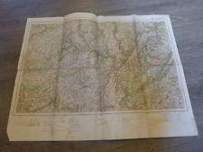 carte d'état major  longwy     (c12)