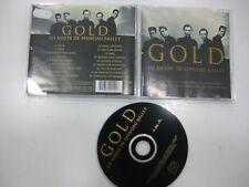 SPANDAU BALLET CD SPANISH GOLD, LO MEJOR 2000