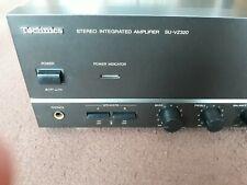 TECHNICS SU-VZ320 Verstärker Amplifier High End Phonoeingang Class A Top Zustand