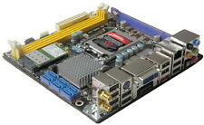 NEW Manli H55-ITX WIFI Motherboard CPU LGA1156 Intel DDR3 HDMI DVI USB SATA HTPC