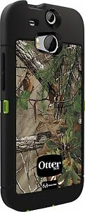 Brand New!! Otterbox Defender Case For HTC One M8 - with Belt Clip