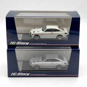 1/43 Hi-Story Toyota Sprinter 1600 Trueno GT 1974 HS227 Resin Model Limited