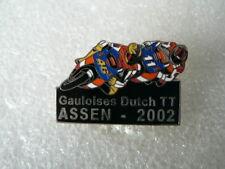 PINS,SPELDJES DUTCH TT ASSEN MOTO GP 2002  MOTORRADRENNEN NO 46,11
