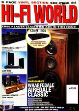 HI-FI WORLD LINN KIKO YAMAHA BLU-RAY ARIAND JUST AUDIO SONY ECLASET LUXMAN