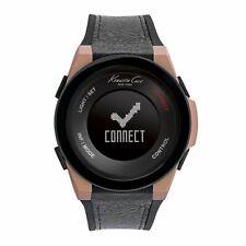 Kenneth Cole New York Unisex-Armbanduhr Smartwatch Silikon KC10022939