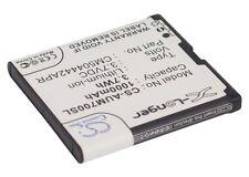 BATTERIA agli ioni di litio per Amplicomms PowerTel M6900, M7000 NUOVO Premium Qualità