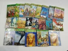 Lot of 22 Magic Tree House Merlin Missions Research Guide Kids Chapter Books
