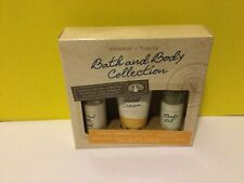 Essence Of Beauty Bath And Body Collection Lemon Verbena With Olive Oil Set 3 Pc