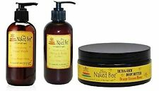 The Naked Bee Hand & Body Lotion / Ultra Rich Body Butter - FREE SHIPPING