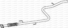 Fiat Doblo Cargo 1.4 350A1000 80B Van 223 05- Exhaust Centre Pipe Part