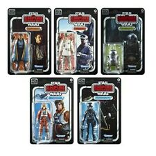 Star Wars Black Series Empire Strikes Back 40th Anniversary Wave 1 & 2 Mint